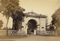 Neil's Gate [Lucknow].